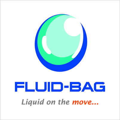 logo fluid bag